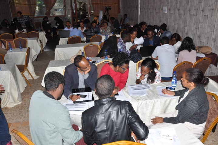 Discussion On HPV Vaccine Active Surveillance Implementation Ethiopia